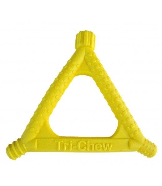 Trojúhelník Beckman měkký žlutá